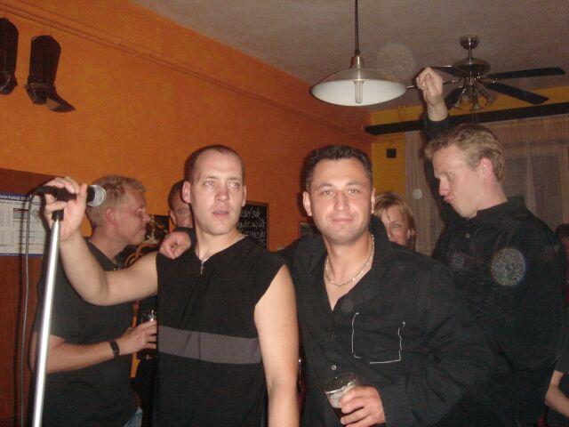Praha - narozeninová párty