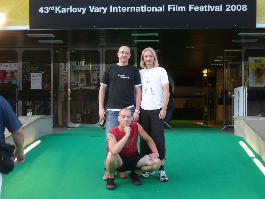 Karlovy Vary - Hotel Thermal