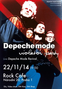 Depeche Mode Violator Party